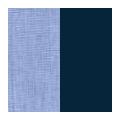 Blue Fil-à-Fil/Mid Navy